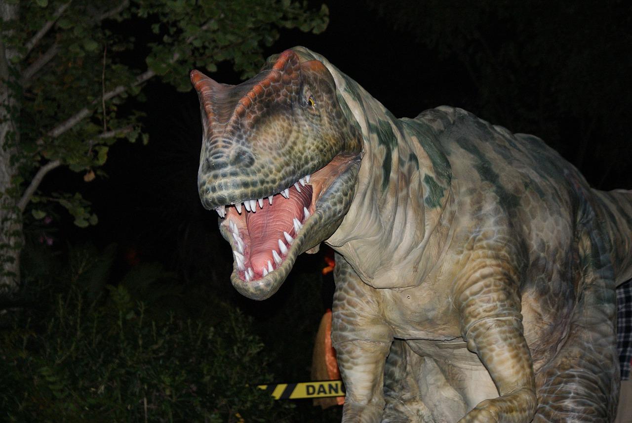 Tout savoir sur le tyrannosaure